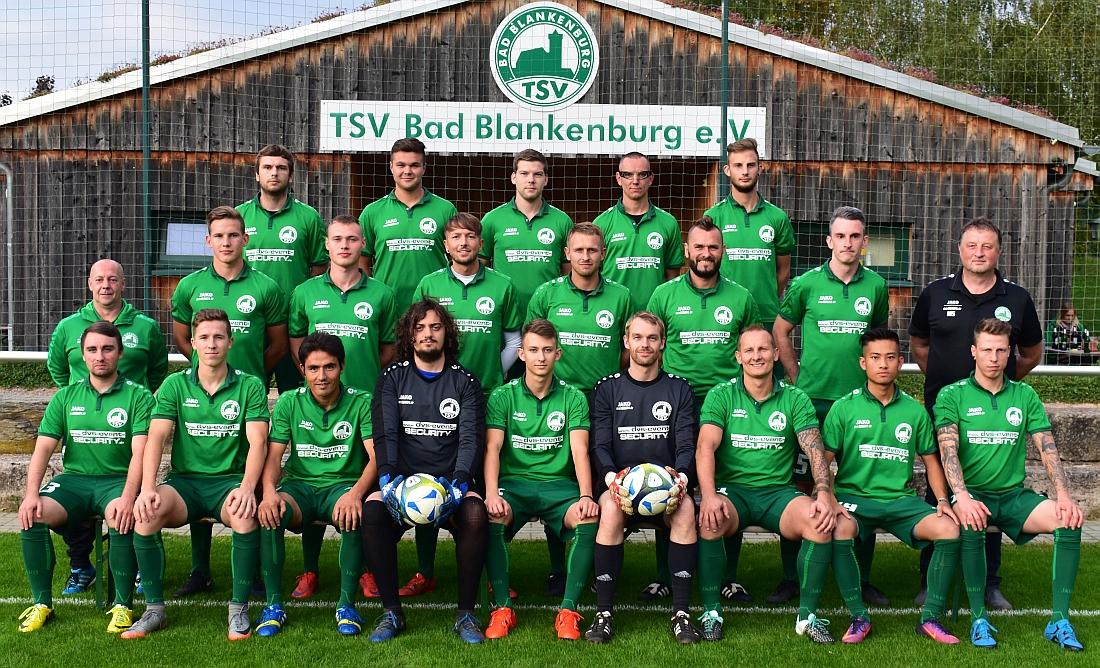 1.Männer TSV Bad Blankenburg