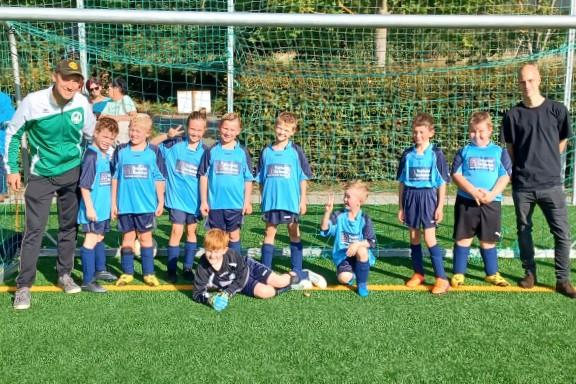 Saisonauftakt in der F-Junioren Fairplayliga: TSVvsFCS 0:0